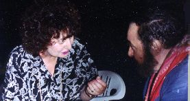 SYBIL WITH LUCIANO PAVAROTTI